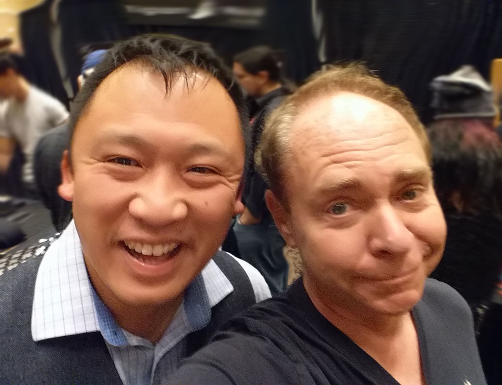mike toy with teller